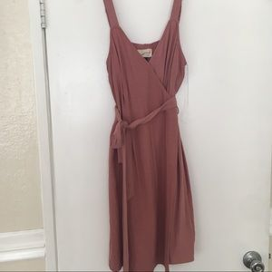 Universal thread  wrap dress